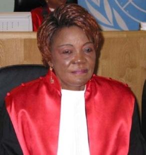 Judge Florence Rita Arrey