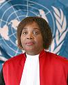 Hon. Elizabeth Gwaunza