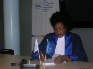 Hon. Joyce Aluoch